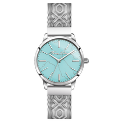 Women's watch ARIZONA SPIRIT turquoise from the Glam & Soul collection in the THOMAS SABO online store