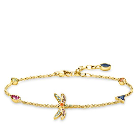 """bracelet """"dragonfly"""" from the Glam & Soul collection in the THOMAS SABO online store"""