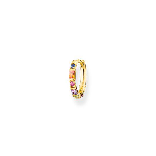 Aro piedras de colores oro de la colección Charming Collection en la tienda online de THOMAS SABO