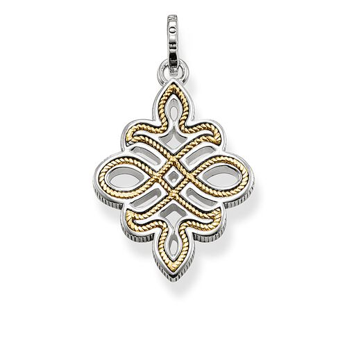 "pendentif ""Love Knot"" de la collection Rebel at heart dans la boutique en ligne de THOMAS SABO"