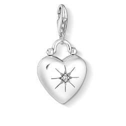 Charm pendant heart locket  from the  collection in the THOMAS SABO online store