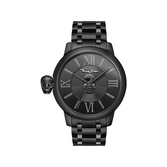 Herrenuhr REBEL WITH KARMA aus der Karma Beads Kollektion im Online Shop von THOMAS SABO