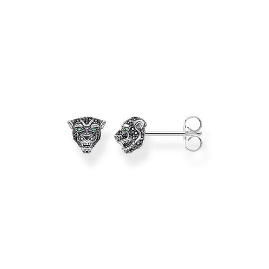 clous d'oreilles Black Cat de la collection  dans la boutique en ligne de THOMAS SABO