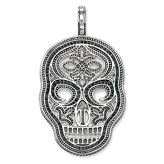Pendant skull mask pe665 men thomas sabo pendant from the rebel at heart collection in the thomas sabo online store mozeypictures Image collections