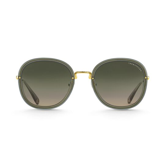 Sunglasses Mia square green from the  collection in the THOMAS SABO online store