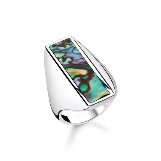 ring mother of pearl abalone from the  collection in the THOMAS SABO online store