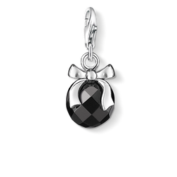 """Charm pendant """"stone with bow"""" from the  collection in the THOMAS SABO online store"""