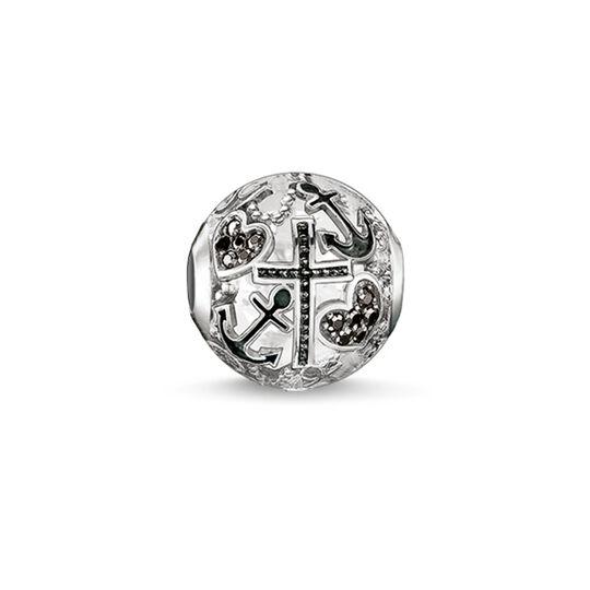 Bead foi, amour, espoir de la collection Karma Beads dans la boutique en ligne de THOMAS SABO