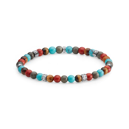 bracelet Lucky charm, colourful from the  collection in the THOMAS SABO online store