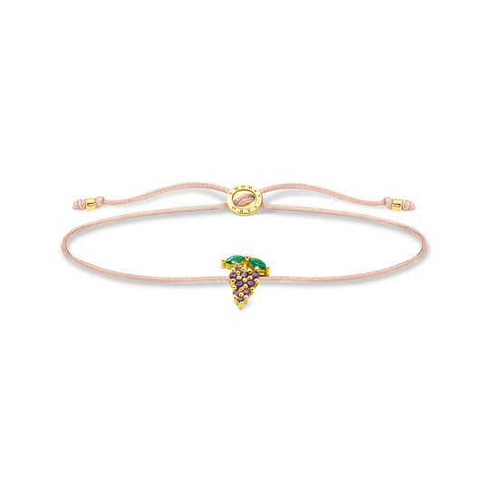 Bracelet Little Secret grape gold from the Charming Collection collection in the THOMAS SABO online store
