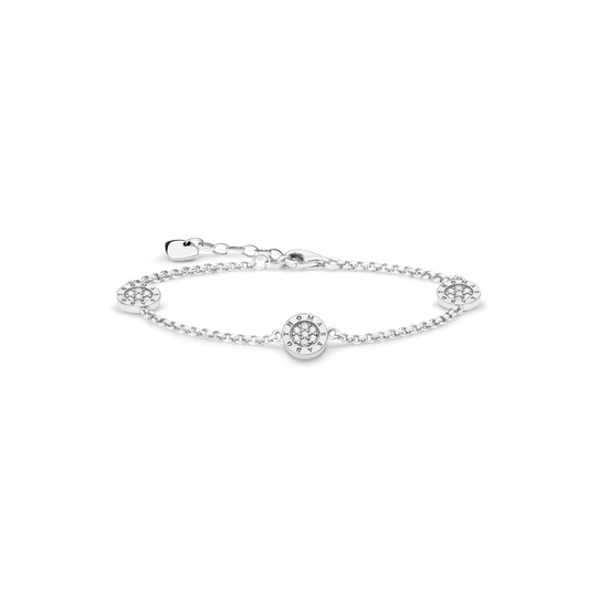 bracelet Classic Pavé from the Glam & Soul collection in the THOMAS SABO online store