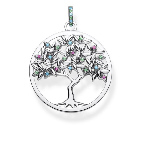 """pendant """"Tree of Love"""" from the Glam & Soul collection in the THOMAS SABO online store"""