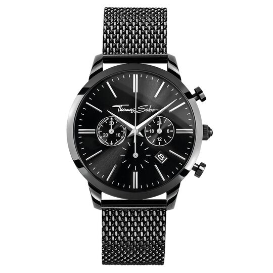 montre pour homme REBEL SPIRIT CHRONO de la collection Rebel at heart dans la boutique en ligne de THOMAS SABO