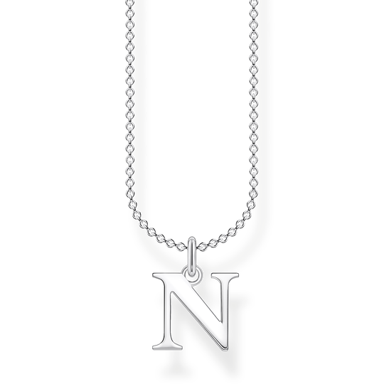 Necklace letter N from the Charming Collection collection in the THOMAS SABO online store