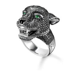 ring from the Rebel at heart collection in the THOMAS SABO online store