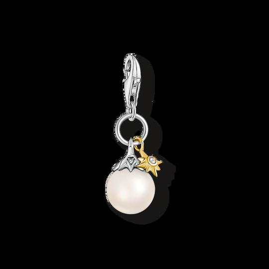 pendentif Charm perle étoile de la collection Charm Club dans la boutique en ligne de THOMAS SABO