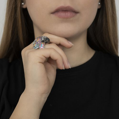 """ring """"parrot"""" from the Glam & Soul collection in the THOMAS SABO online store"""