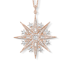 Pendant on chain - Limited Edition from the Glam & Soul collection in the THOMAS SABO online store