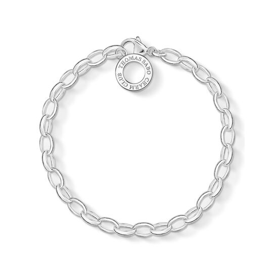 Charm bracelet classic from the Charm Club collection in the THOMAS SABO online store