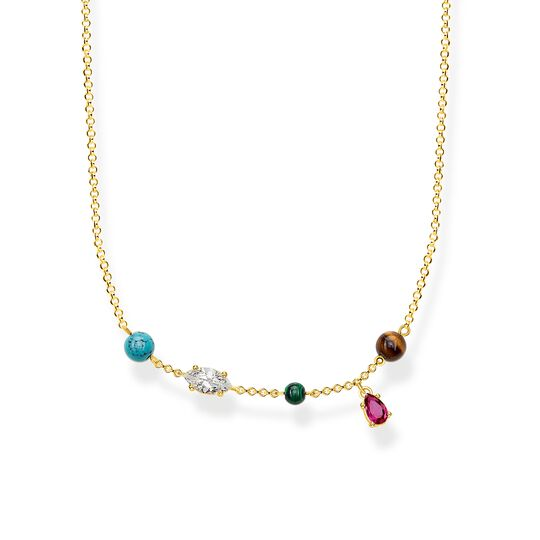 """necklace """"Riviera Colours"""" from the Glam & Soul collection in the THOMAS SABO online store"""