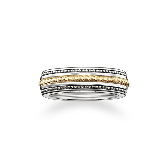 band ring cord from the  collection in the THOMAS SABO online store