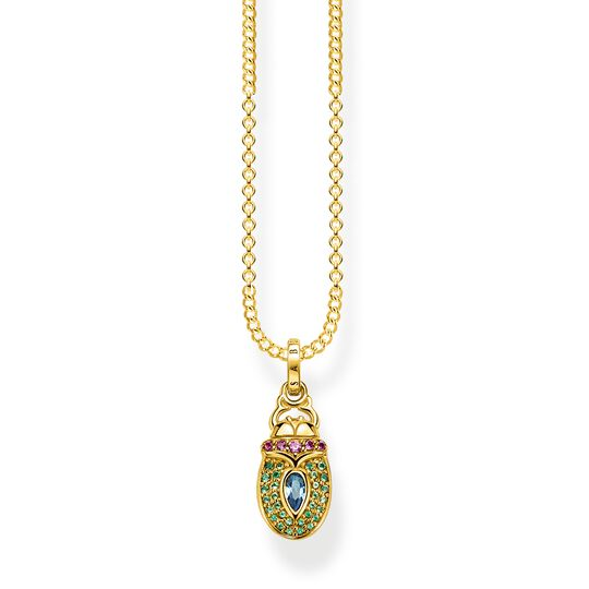 necklace scarab from the  collection in the THOMAS SABO online store