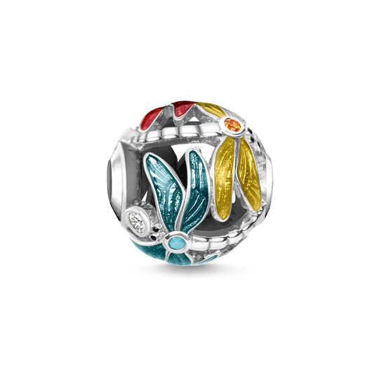 """Bead """"dragonfly"""" from the Karma Beads collection in the THOMAS SABO online store"""