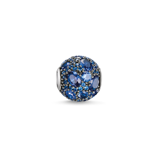 Bead deep ocean from the Karma Beads collection in the THOMAS SABO online store