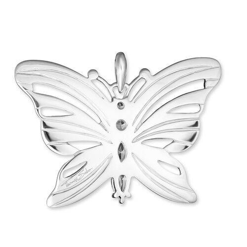 "pendant ""butterfly"" from the Glam & Soul collection in the THOMAS SABO online store"