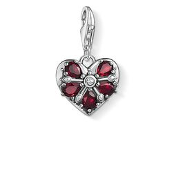 Charm pendant Vintage heart  from the  collection in the THOMAS SABO online store