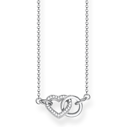 Sterling silver mens womens jewellery thomas sabo necklace aloadofball Images