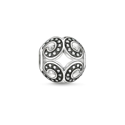 """Bead """"strong wave"""" from the Karma Beads collection in the THOMAS SABO online store"""