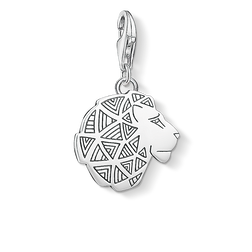 Charm pendant Lion from the  collection in the THOMAS SABO online store