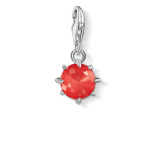 Charm pendant birth stone July from the Charm Club collection in the THOMAS SABO online store