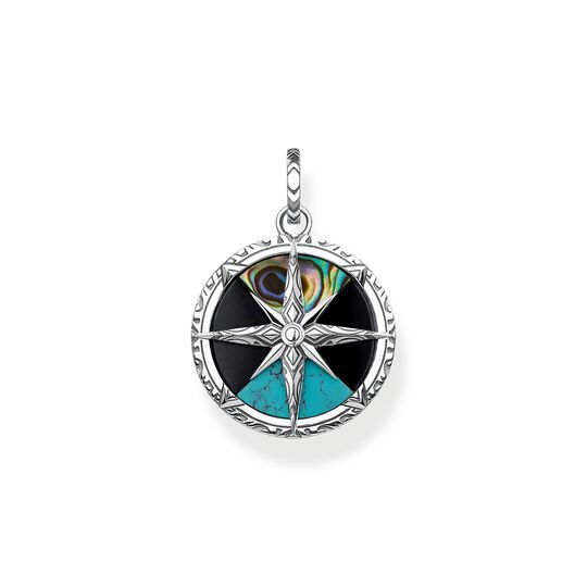 pendant compass small from the  collection in the THOMAS SABO online store