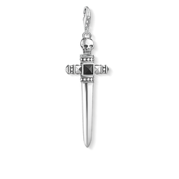 "Charm pendant ""sword"" from the  collection in the THOMAS SABO online store"
