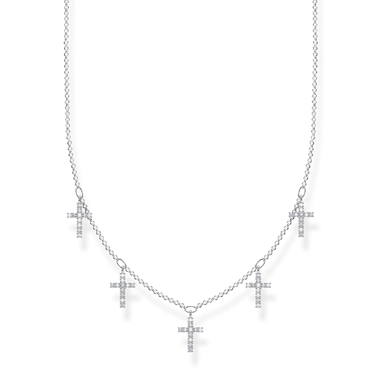 Necklace Crosses from the Charming Collection collection in the THOMAS SABO online store