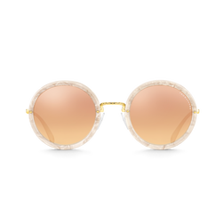 Sunglasses Romy mirrored ethnic round from the  collection in the THOMAS SABO online store