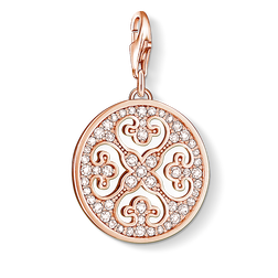 Charm pendant ornament from the  collection in the THOMAS SABO online store