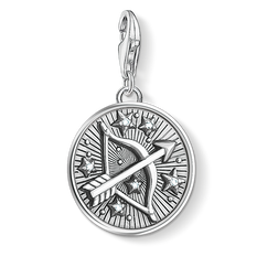 Charm pendant zodiac sign Sagittarius from the Charm Club Collection collection in the THOMAS SABO online store