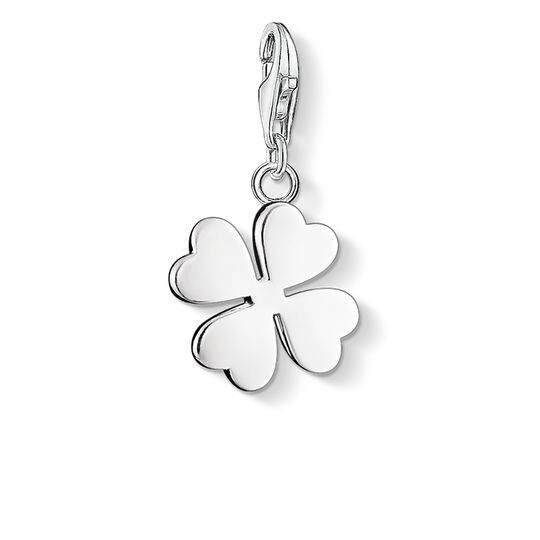 Charm pendant cloverleaf from the Charm Club collection in the THOMAS SABO online store