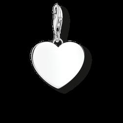 Charm-Anhänger Herz aus der  Kollektion im Online Shop von THOMAS SABO
