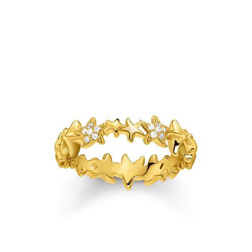 """anillo """"estrellas de mar"""" de la colección Glam & Soul en la tienda online de THOMAS SABO"""