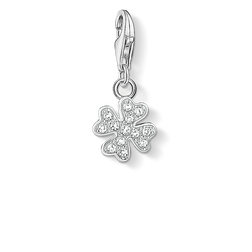Charm pendant cloverleaf from the Glam & Soul collection in the THOMAS SABO online store