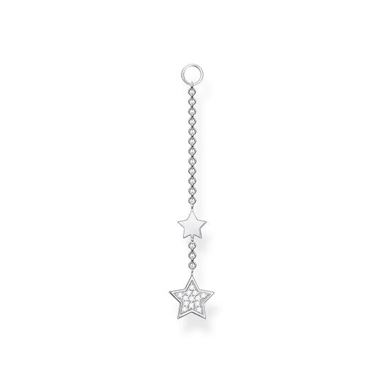 Single ear pendant stars silver from the Charming Collection collection in the THOMAS SABO online store