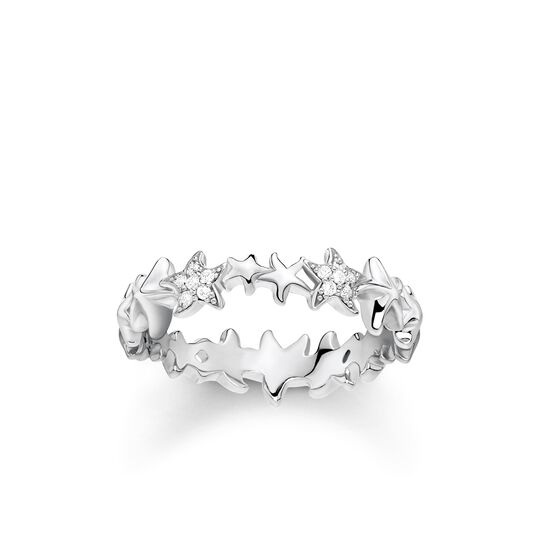 ring starfishs from the Glam & Soul collection in the THOMAS SABO online store