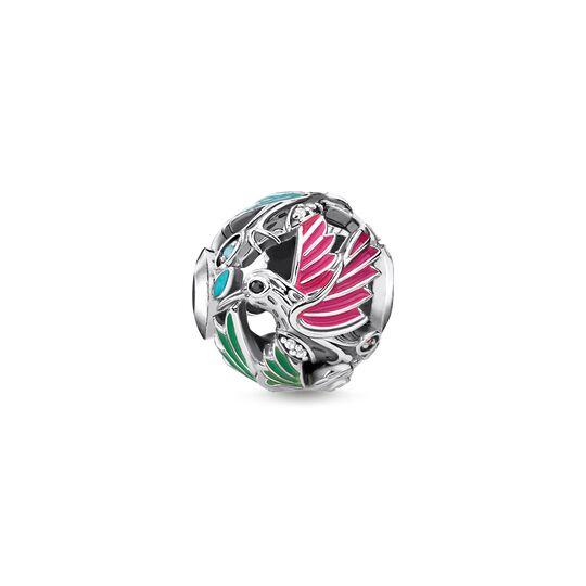 Bead kolibri silver ur kollektionen Karma Beads i THOMAS SABO:s onlineshop