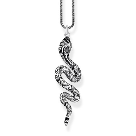 Necklace snake from the  collection in the THOMAS SABO online store