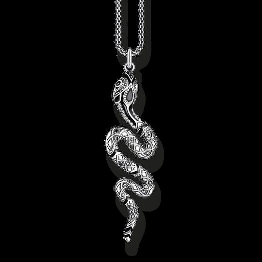 Chaîne serpent de la collection Rebel at heart dans la boutique en ligne de THOMAS SABO