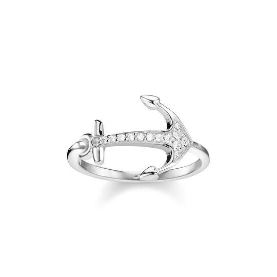 ring anchor from the  collection in the THOMAS SABO online store
